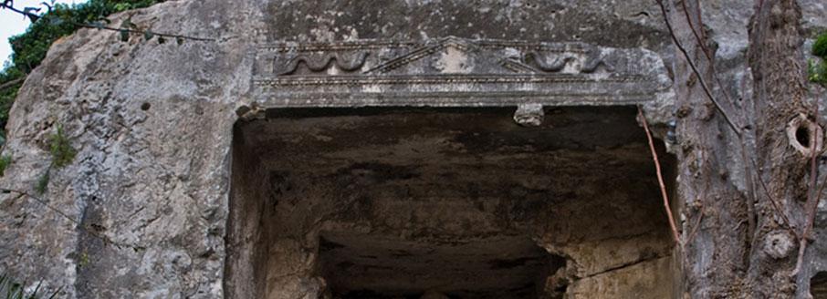 grotta della vipera a cagliari