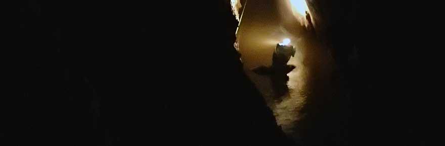grotta dell'acquedotto - nuxis